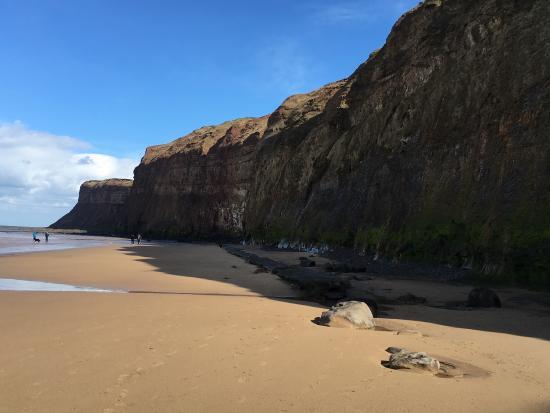 saltburn-beach